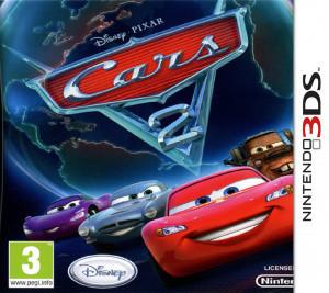 Cars 2 sur 3DS