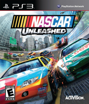 NASCAR Unleashed sur PS3