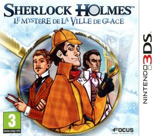 Sherlock Holmes : Le Mystère de la Ville de Glace sur 3DS