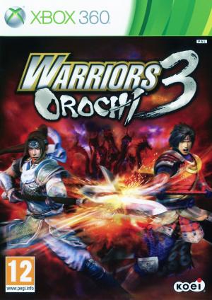 Warriors Orochi 3 sur 360