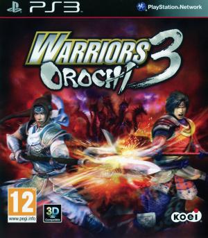 Warriors Orochi 3 sur PS3