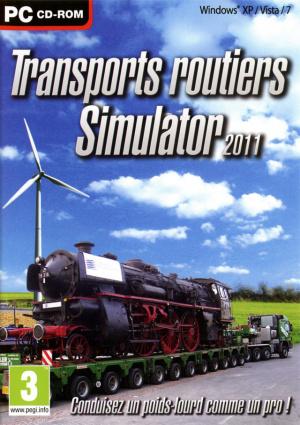 Transports Routiers Simulator 2011 sur PC