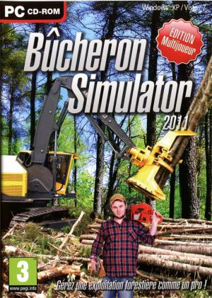Bûcheron Simulator 2011