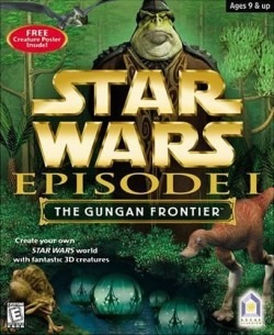 Star Wars Episode I : The Gungan Frontier sur PC