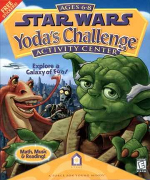 Star Wars : Yoda's Challenge sur PC