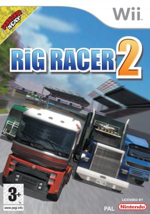 rig racer 2 sur wii. Black Bedroom Furniture Sets. Home Design Ideas