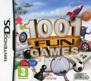 1001 Fun Games sur DS