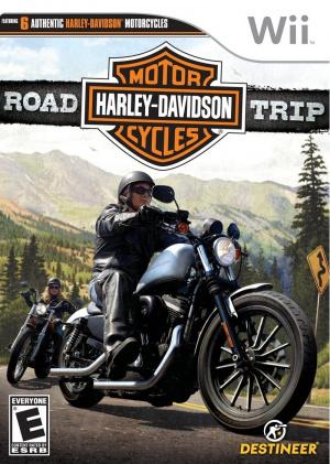 Harley-Davidson sur Wii