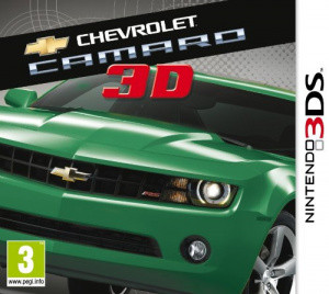 Chevrolet Camaro : Wild Ride 3D.EUR-MULTi6-3DS-PUSSYCAT