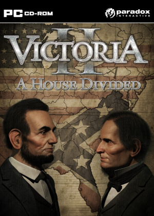 Victoria II : A House Divided sur PC
