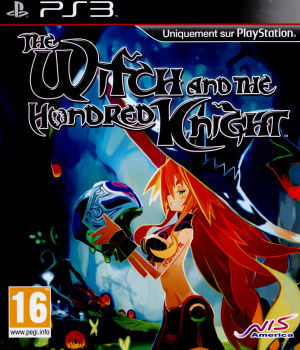 Une édition limitée pour The Witch and the Hundred Knights