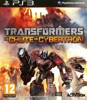 Transformers : La Chute de Cybertron sur PS3