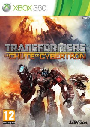 Transformers : La Chute de Cybertron sur 360