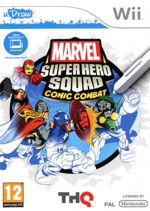 Marvel Super Hero Squad : Comic Combat sur Wii