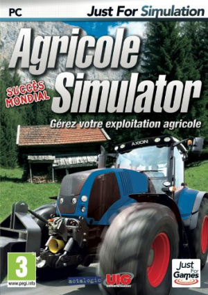 Agricole Simulator sur PC