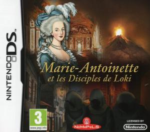 Marie-Antoinette et les Disciples de Loki sur DS