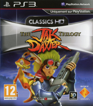 The Jak and Daxter Trilogy sur PS3