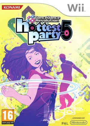 Dance Dance Revolution : Hottest Party 5 sur Wii