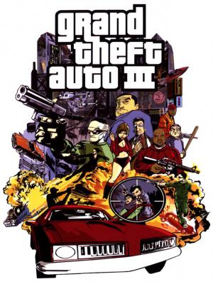Grand Theft Auto III sur iOS
