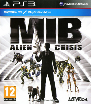 Men in Black : Alien Crisis sur PS3
