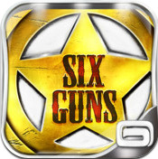 Six-Guns sur iOS