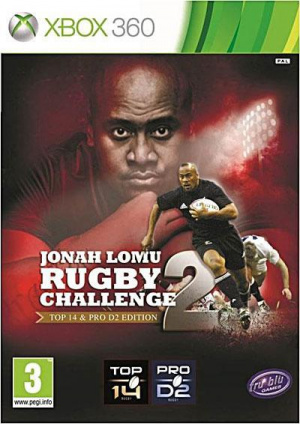 Jonah Lomu Rugby Challenge 2 sur 360