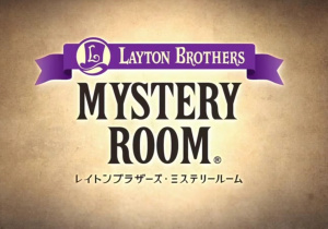 Layton Brothers : Mystery Room sur iOS