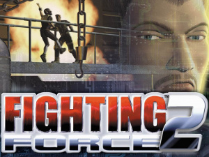 Fighting Force 2 sur PSP