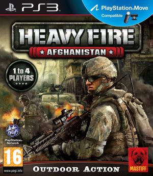 Heavy Fire : Afghanistan sur PS3
