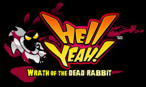 Hell Yeah! : Wrath of the Dead Rabbit sur PS3