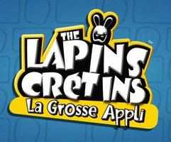 The Lapins Crétins - La Très Grosse Appli sur iOS