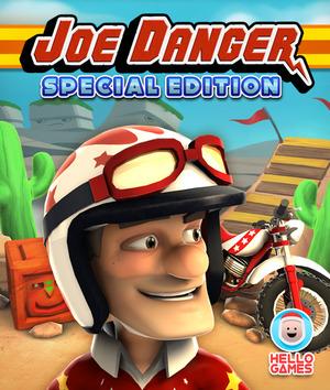 Joe Danger : Special Edition sur 360