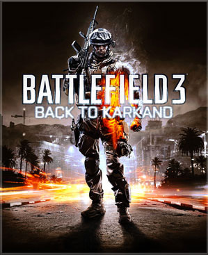 Battlefield 3 : Back to Karkand sur PS3