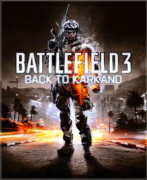 Battlefield 3 : Back to Karkand sur PS3