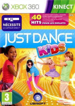 Just Dance Kids sur 360