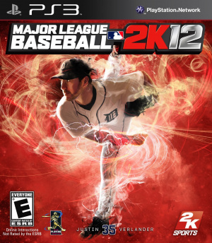 Major League Baseball 2K12 sur PS3