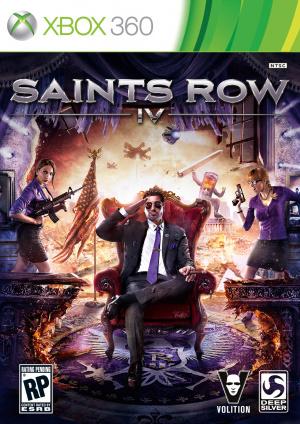 Saints Row IV sur 360