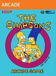 The Simpsons : Arcade Game sur 360