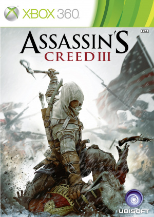 Assassin's Creed III sur 360