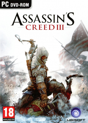 Assassin's Creed 3 à 25 €