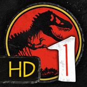 Jurassic Park : The Game - Episode 1 : L'Intrus sur iOS