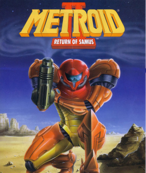 Metroid II : Return of Samus sur 3DS