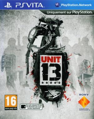 Unit 13 sur Vita
