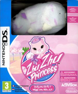 Zhu Zhu Princess sur DS