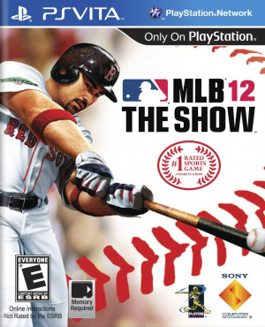 MLB 12 : The Show sur Vita