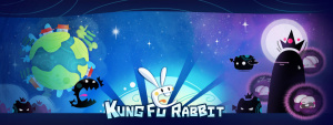 Kung Fu Rabbit sur iOS