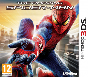 The Amazing Spider-Man sur 3DS