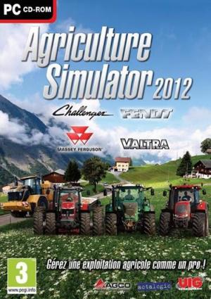 Agriculture Simulator 2012 sur PC