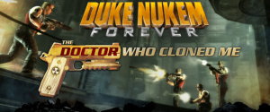 Duke Nukem Forever : The Doctor Who Cloned Me sur PC