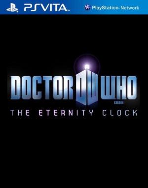 Doctor Who : The Eternity Clock sur Vita